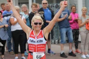 Emma Graaf - Mora Triathlon 2015