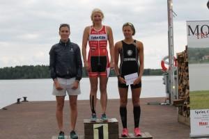 Prispall Mora Triathlon 2015