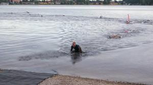 Dalacupen simning